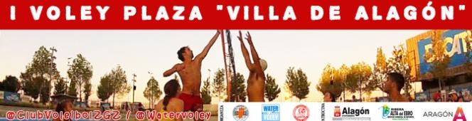 Sorteo del I Voley Plaza Villa deAlagón