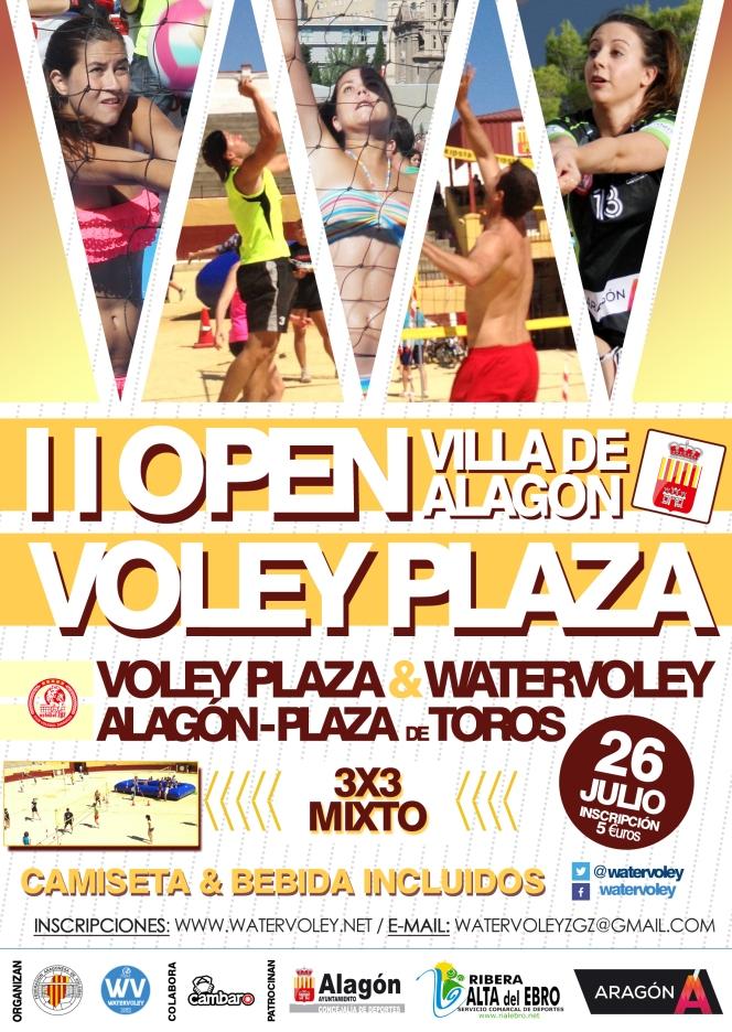 Alagón acoge el II Open VoleyPlaza