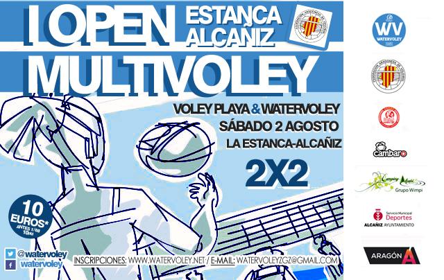 I Open La Estanca –Alcañíz