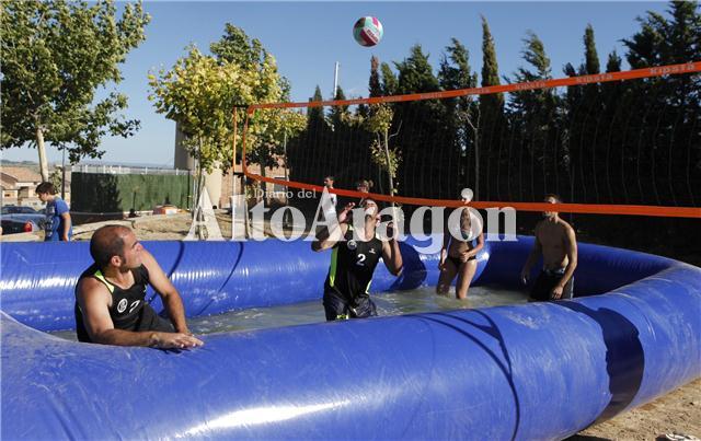 Gran ambiente en el II Open Villa deGrañén