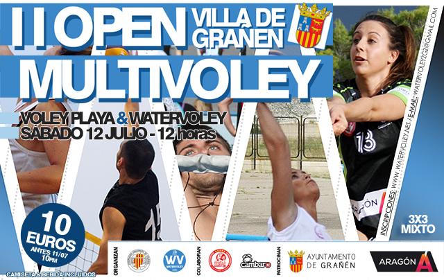 El II Open Villa de Grañén inaugura la temporada2014