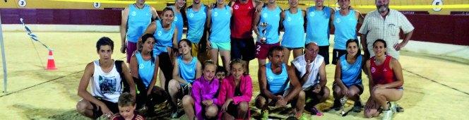Record de participación en el II Open Voley Plaza Villa deAlagón