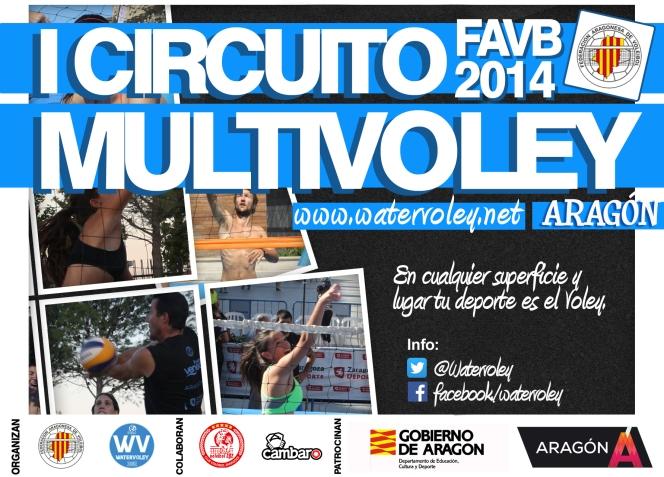 Comienza el Circuito MultiVoley FAVB2014