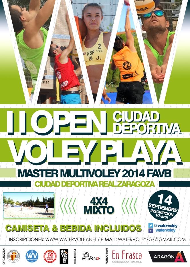 La prueba Master de la Ciudad Deportiva cierra la temporada deplaya