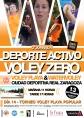 Jornada de Deporte Activo  - Voley Playa Zero (13/09/2014)