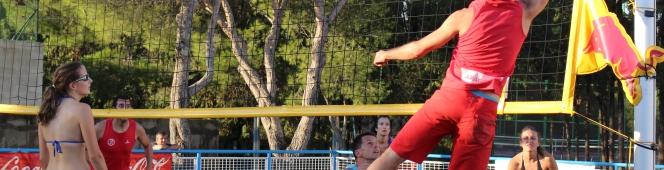 """""""Aplausos"""" ganador del Master Ciudad Deportiva de VoleyPlaya"""