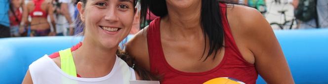 Beatríz Molinos, vencedora del II Circuito Multivoley FAVB2014