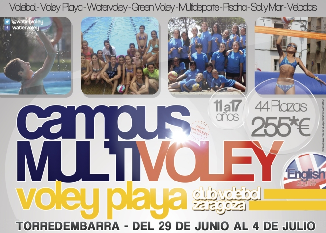 Campus MultiVoley Torredembarra 2015