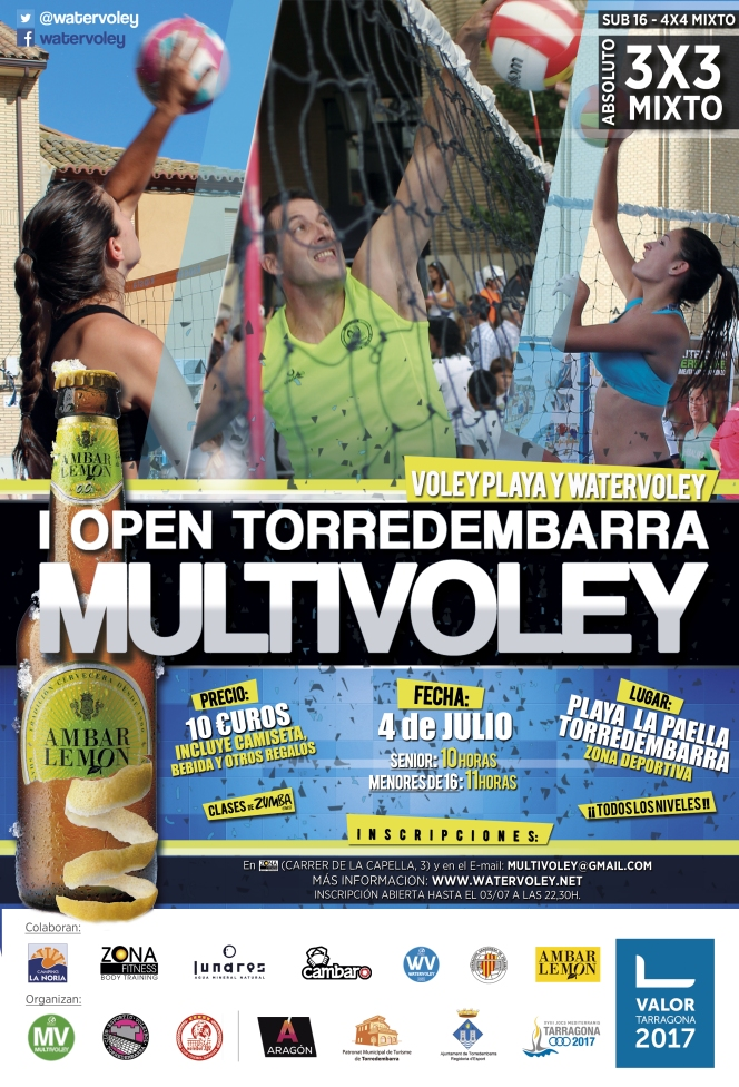 I Open Multivoley Torredembarra