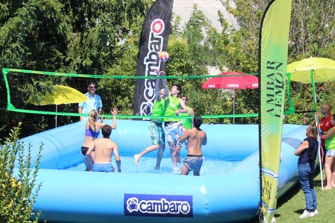 Pequeñas Guerreras y Melones dominan en el PyreneSport deJaca
