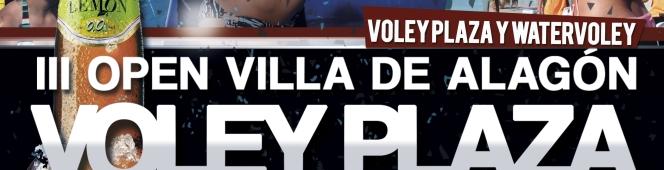 El Voley Plaza regresa a Alagón con gransalud