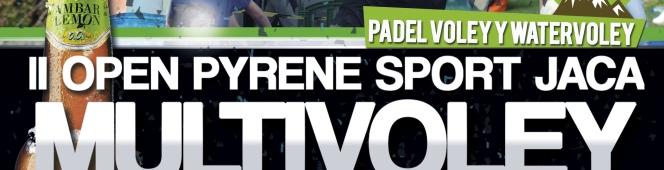 La segunda edición del Open Pyrene Sport se disputa estesábado