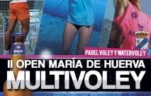 El Circuito Multivoley se cierra con el II Open María deHuerva