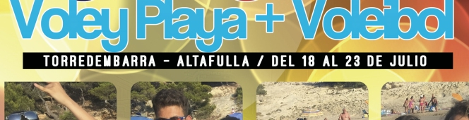 III CAMPUS MULTIVOLEY EN ALTAFULLA –TORREDEMBARRA