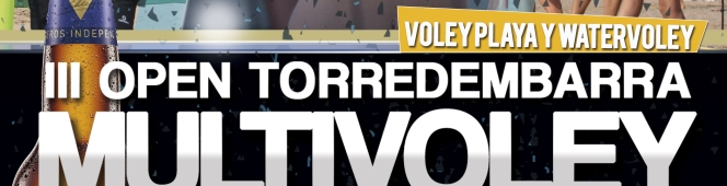 El Multivoley regresa a Torredembarra