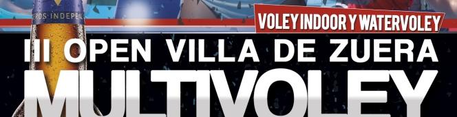 El III Open Villa de Zuera se disputará el sábado 23 deseptiembre.