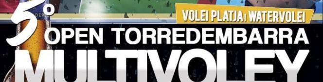 El V aniversario del Open Multivoley llega aTorredembarra.
